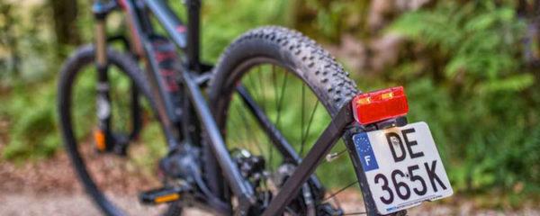 immatriculation de vélo
